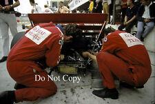 Jochen Rindt Gold Leaf Team Lotus 72C German Grand Prix 1970 Photograph 10