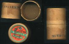 RARO 1 AGFA ISOPAN F Box cartone per caricatore film 35mm World War[Germany 1943