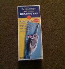 "Dr. Franklyn's Heating Pad Moist Dry Standard 16"" X 12"" New!"