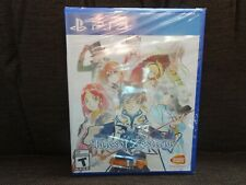 Tales of Zestiria (Sony PlayStation 4, 2015) PS4 NEW!