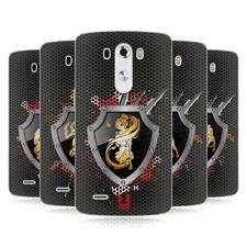 Étuis, housses et coques métalliques en silicone, caoutchouc, gel pour téléphone mobile et assistant personnel (PDA) LG