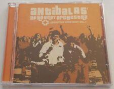 ANTIBALAS AFROBEAT ORCHESTRA LIBERATION AFRO BEAT VOL.1 CD ALBUM OTTIMO