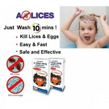 2 X HOE - A-Lices Lotion 1% w/w For Treatment Head Lice and Scabies 60ml