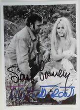 "Sean Connery & Brigitte Bardot orig. Autogramm "" SEXY "" Motiv  13x18 Shalako"
