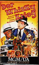 VHS - Der WHISKY Krieg - (the MOONSHINE war) - Widmark, McGOOHAN  (1971)