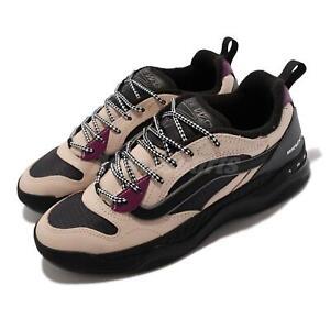 Vans Brux Wc Ivory Purple Black Men Casual Lifestyle Shoes Sneakers VN0A4BH41D1