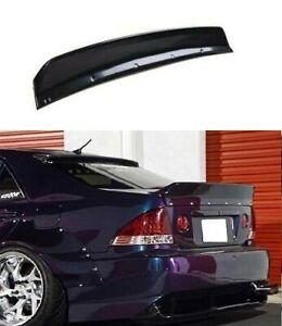 Lexus IS300 IS200 rear boot trunk ducktail spoiler Toyota Altezza lip wing KL