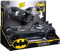 BATMAN Batmobile and Batboat 2 in 1 Transforming Vehicle Kids Toy Car DC Comics
