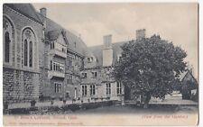 Gloucester; St Rose's Convent, Stroud PPC, Warwick 1904 PMK