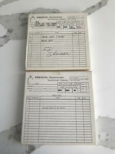 Mesa Master Tape Reel Lot Sailing Ships AOR Rock Terry Woodford Rare