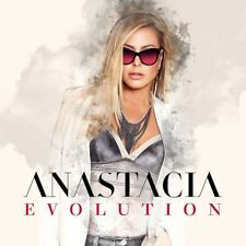 Evolution by Anastacia (Anastacia Newkirk) (CD, Oct-2017)