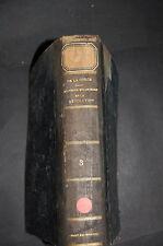 histoire religieuse de la révolution Française P de la Gorge Tome1-2- 3 1909-12
