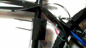 NEW BICYCLE BATTERY PACK Self Recharging Kit Works With Your Bottle - Hub Dynamo