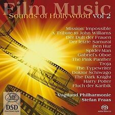 Film Music Sounds of Hollywood Vol. 2 4260052381205 by Williams Audio Book