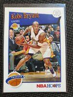 Kobe Bryant 2019-20 Panini NBA Hoops Tribute card #282