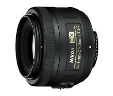 Nikon High Quality SLR Camera Lenses