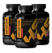 Energy supplement women - BLOOD SUGAR SUPPORT 3B - blood sugar Weight loss
