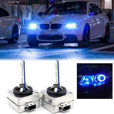 D1C D1S D1R HID Xenon Car Headlight 10000K Deep Blue Light Bulbs OEM Replacement