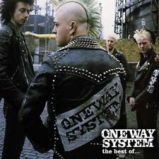 ONEWAY SYSTEM – THE BEST OF… (NEW/SEALED) CD One Way