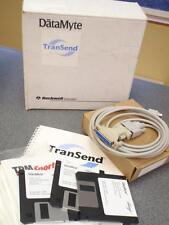 DATAMYTE TRANSEND 93361-002 Software, Cable and Manual - NEW IN BOX