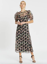 RRP $195 SIZE 12 AU//8 US BNWT ALICE MCCALL INK SPACE IS THE PLACE MINI DRESS