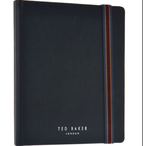 TED BAKER A5 AGENDA NAVY BLUE WEEKLY AND MONTHLY PLANNER JOURNAL