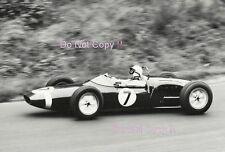 Stirling Moss Lotus 18/21 Winner German Grand Prix 1961 Photograph 2