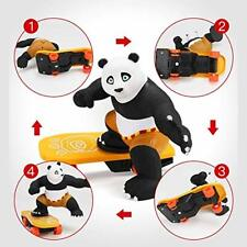 Remote Control Skateboard Panda  rechargeable battery  RC Toy chef  SKATE PANDA