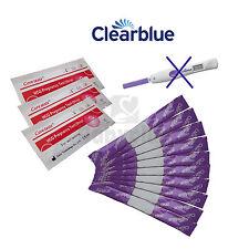 Clearblue Digital 10 Stück Ovulationstest 2.0 mit dualer Hormonanzeige + 5 Tests