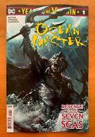 OCEAN MASTER YEAR OF THE VILLAIN 1  Mattina Main Cover DC 2019 NM+