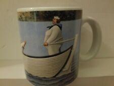 Vintage 1986 Lowell Herrero Vandor Coffee Cup Motley Crew