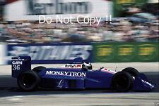 Stefan Johansson moneytron Onyx ORE-1 FRENCH GRAND PRIX 1989 fotografia 2