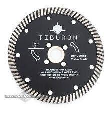 5 Inch  Diamond Turbo Saw Blade SUPER PERFORMANCE CUT Granite Stone Concrete