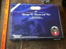 George H. Morris & Rio Talking Action Figure Equestrian Horse Ltd Edition Breyer