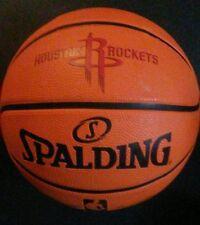"Spalding NBA houston rockets Basketball Full-Sized basketball, 29.5"" team logo"