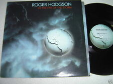 ROGER HODGSON In The Eye Of The Storm LP 1984 A&M Records Made in Canada VG+/NM