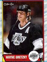 1989 O-PEE-CHEE Wayne Gretzky #156 Hockey Card VG/Excellent
