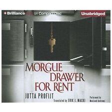 Morgue Drawer: Morgue Drawer for Rent 3 by Jutta Profijt (2012, CD, Unabridged)