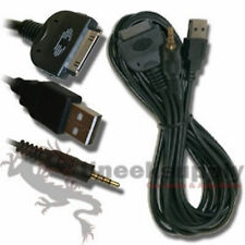 iPod iPhone 3G 3GS 4 to Pioneer AVIC-X930BT AVH-P6300BT Adapter cable cord