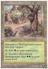 Campo di Battaglia di Havenwood - Battleground MTG 5E