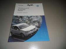 SSP 321 VW Golf V 5 Fahrwerk Stand 2003!