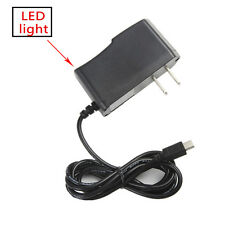 3A Micro USB AC Adapter Power Charger for HP Chromebook 11-1101us F2J07AA#ABA