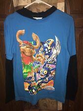 Skylanders Giants Hoodie Shirt Large **Fast Shipping**