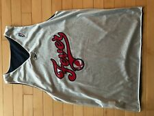 Adidas Indiana Fever WNBA Jersey Adult size L Basketball Reversible Practice