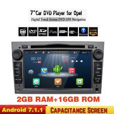 Android 7.1 Autoradio FÜR Vauxhall OPEL Antara Vectra Zafira Astra Meriva Corsa