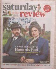 Howards End - Matthew Macfadyen - Times Saturday Review – 2 December 2017