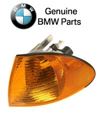 For BMW E39 E46 3-Series Front Driver Turn Signal Light w/ Yellow Lens Genuine