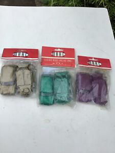3 Old Stock Bagged Mini  Airfix/MRRC 1:32 Slot Car Body Shells