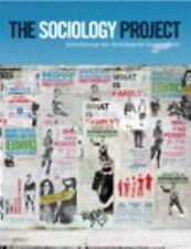 The Sociology Project: Introducing the Sociological Imagination FREE SHIPPING