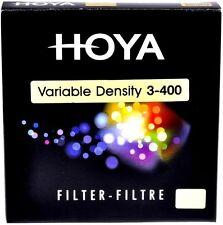 NEW Hoya 67mm Variable Neutral Density ND3-ND400 ND DSLR Digital Filter FREESHIP